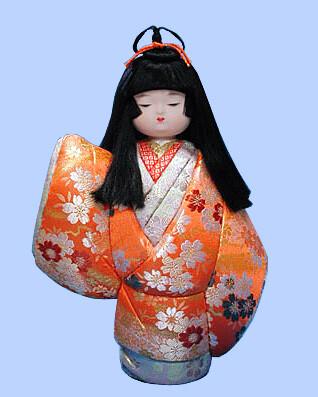 Kimekomi Doll #619 HIME