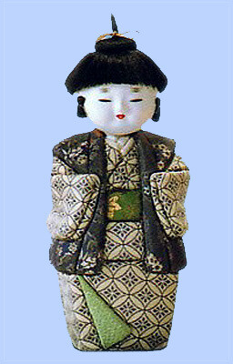 Kimekomi Doll #431 OBOKO-BOY