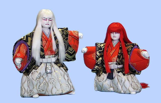Kimekomi Doll #337 DAI-RENJISHI