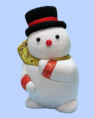 Kimekomi Doll #206 SNOW MAN