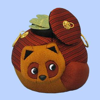 Kimekomi Doll #219 BUNBUKU-CHAGAMA