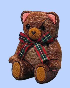 Kimekomi Doll #207 TEDDY BEAR