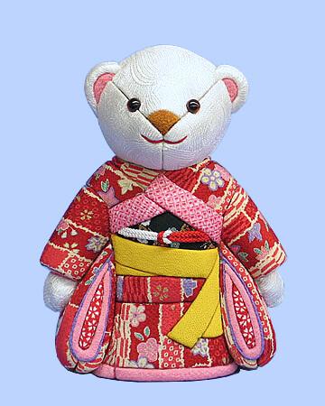 Kimekomi Doll #190 KUMA-GIRL