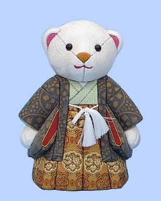 Kimekomi Doll #189 KUMA-BOY