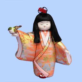 Kimekomi Doll #148 RAIFUKUDORI