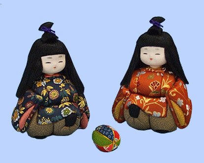 Kimekomi Doll #417 FUTARI-KEMARI