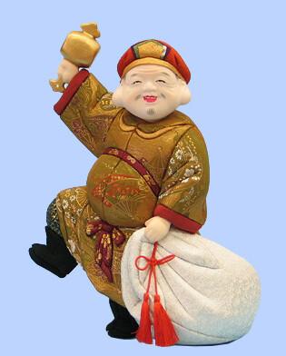 Kimekomi Doll #405 DAIKOKU