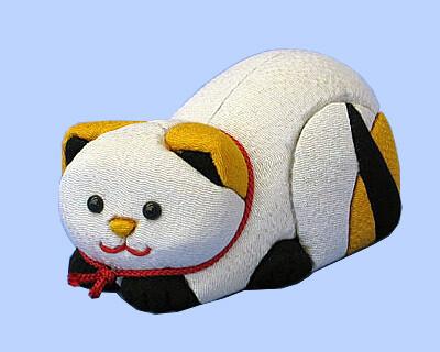 Kimekomi Doll #216 FUKU-NEKO TORA