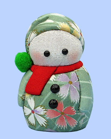 Kimekomi Doll #204-205 YUKI-DARUMA