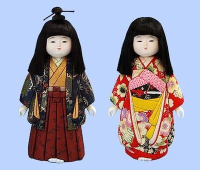 Kimekomi Doll 191-192 ICHIMATSU #1