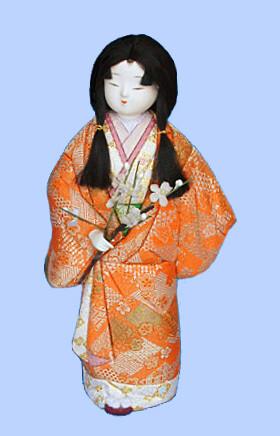 Kimekomi Doll #136 HANA-NO-KAORI