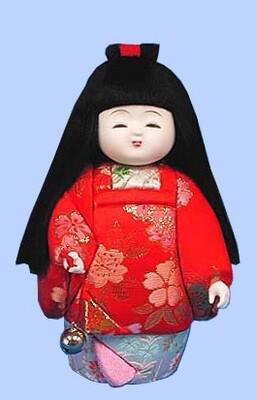 Kimekomi Doll #124 SUZU-NO-NE