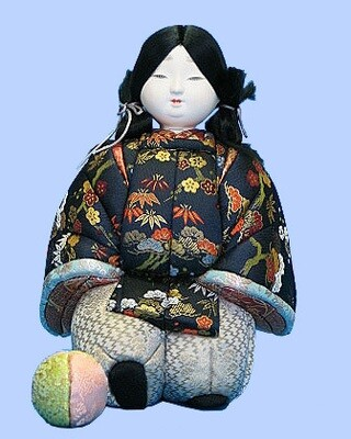Kimekomi Doll #118 KEMARI