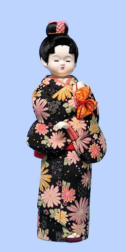 Kimekomi Doll #111 ODEKAKE