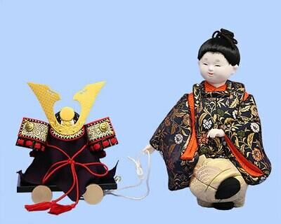 Kimekomi Doll #116k- KABUTO-HIKI