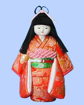 Kimekomi Doll #720 ICHIMATSU