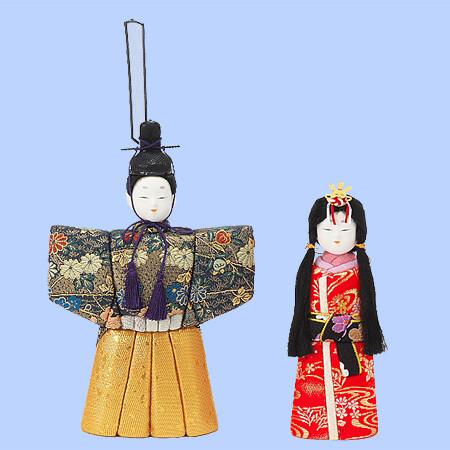Kimekomi HINA DOLLS k-773 HOUMEI-TACHIBINA