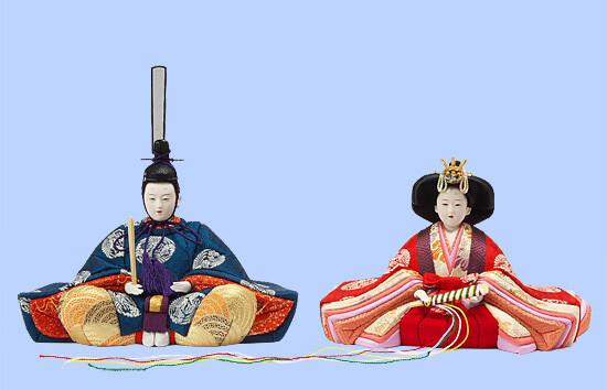 Kimekomi HINA DOLLS k-741 KOUTOKU