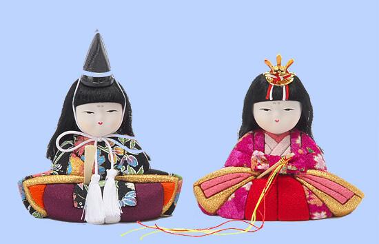 Kimekomi HINA DOLLS k-762 WAKAMIYA