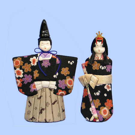 Kimekomi HINA DOLLS k-488 WAHEI-TACHIBINA