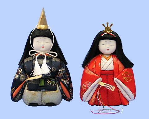 Kimekomi HINA DOLLS k-401 OUKA-TATCHIBINA