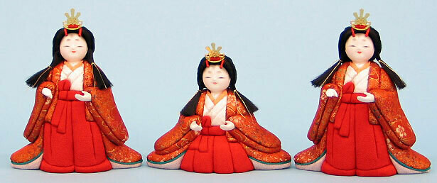 A members of Kimekomi HINA DOLLS k-377 AOI-KANJO