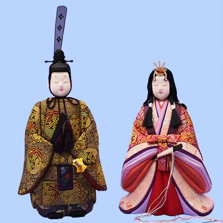 Kimekomi HINA DOLLS k-358 SIN-KOUGU-TACHIBINA