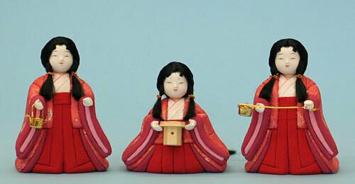 Kimekomi Hina Dolls k-175 JUHO-KANJO