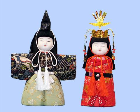Kimekomi HINA DOLLS k-161 HOUKAN-TACHIBINA
