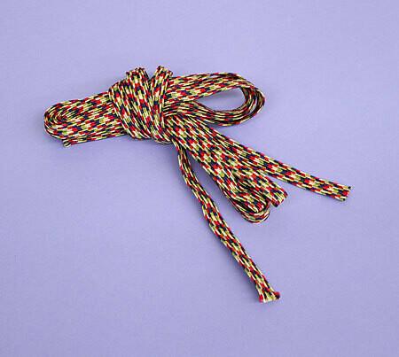 Flat braid 12cm/m