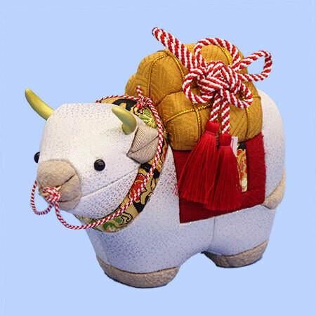 New year animal OXEN HORAKU #18