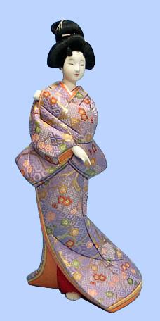Kimekomi Doll #738 SEIKAN