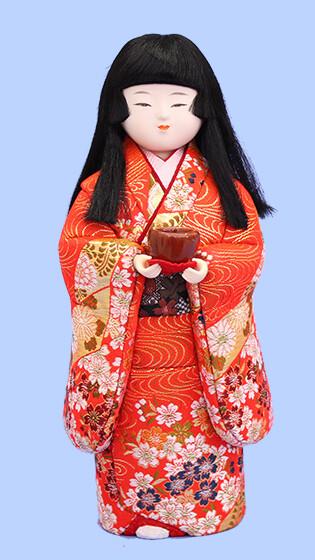 Kimekomi Doll #708 Standing OTEMAE