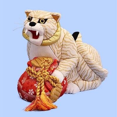 Kimekomi new year animal NISHIKI-TIGER #1 FINISHED