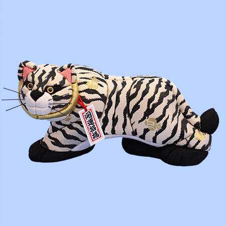 Kimekomi new year animal GO-TIGER #2
