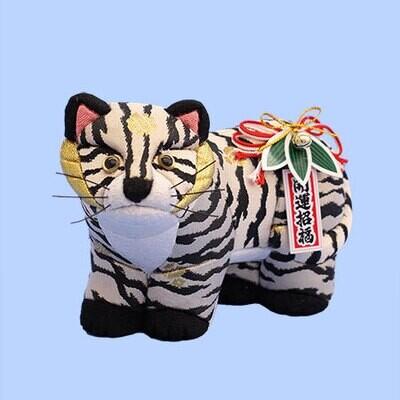 Kimekomi new year animal GOKI-TIGER #6