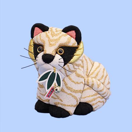 Kimekomi new year animal KAN-TIGER #7