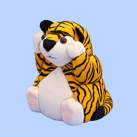 Kimekomi new year animal KEN-TIGER #12