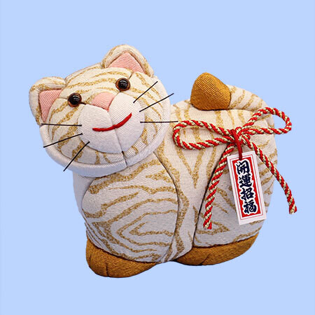 Kimekomi new year animal TIGER #13