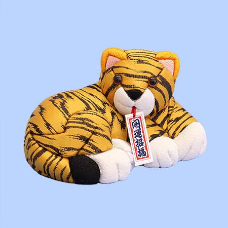 Kimekomi new year animal TIGER #14