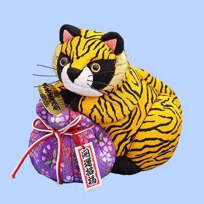 Kimekomi new year animal TIGER #17