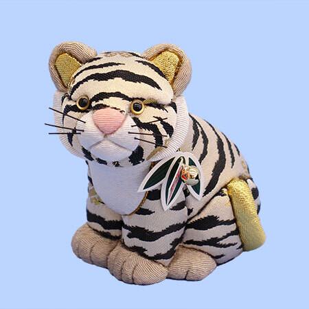 Kimekomi new year animal TIGER #18