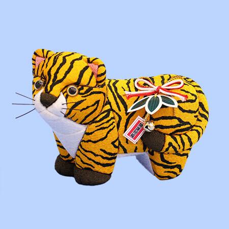 Kimekomi new year animal TIGER #19