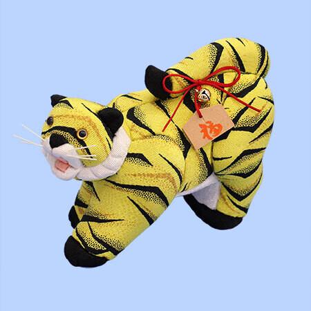 Kimekomi new year animal TIGER #21