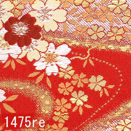 Japanese woven fabric Kinran  1475re