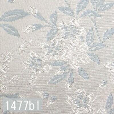 Japanese woven fabric Kinran  1477bl