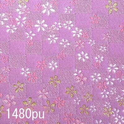 Japanese woven fabric Kinran  1480pu