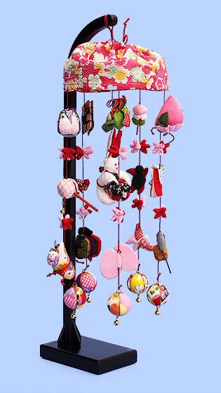 Tsurushi Bina Mame-chiyo 4 strings Code: 3tr-hns-mametiyo12-d