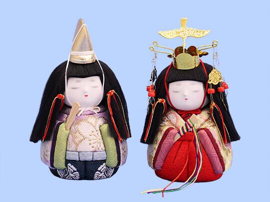 Kimekomi Hina Dolls k-807 Azuki-Bina