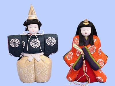 Kimekomi Hina Dolls k-677 Misaki-Tachibina